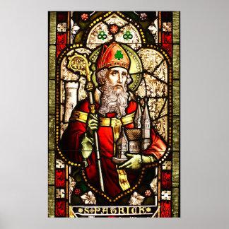 St- Patrickplakat Poster