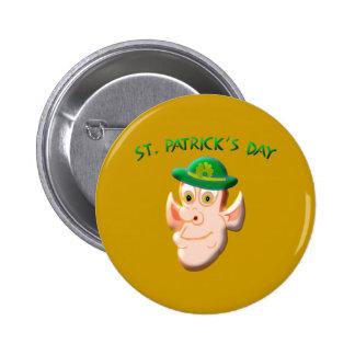 St Patricks Day Buttons