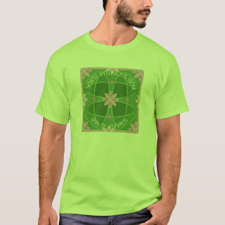 St Patrick's day mens shirt