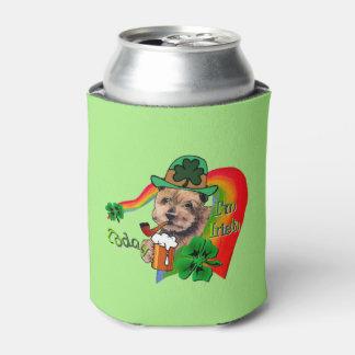 St. Patricks Norfolk-Terrier Dosenkühler