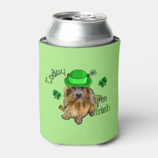 St. Patricks Norwich-Terrier Dosenkühler