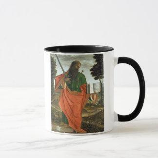 St Paul, 1520 (Öl auf Platte) Tasse