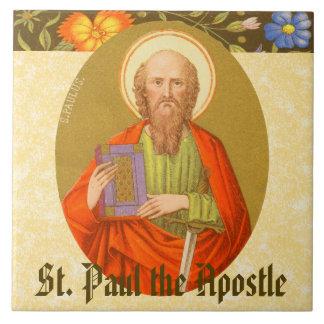 St Paul der Apostel (P.M. 06a) Fliese