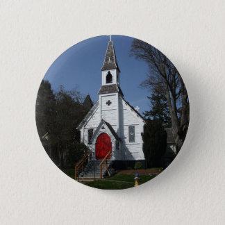 St Paul Kirche Runder Button 5,7 Cm
