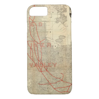 St- Paul, Minneapolis- und Manitoba-Eisenbahn iPhone 8/7 Hülle