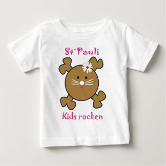 St. Pauli Kids rocken Baby T-shirt