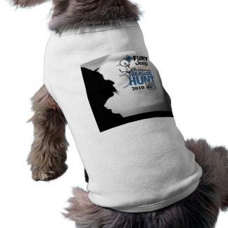 St- Paulpionier-Presse-Schatzsuche 2010 für Welpen Shirt