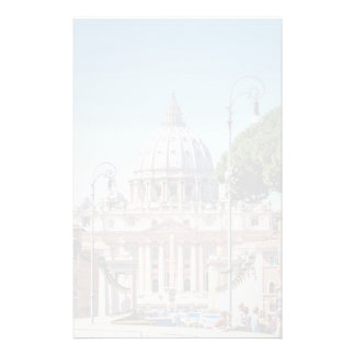 St Peter Basilika Briefpapier