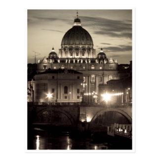 St Peter Basilika, Vatikan Postkarte