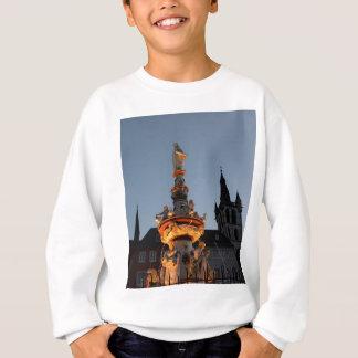 St Peter Brunnen im Trier Sweatshirt