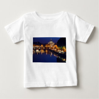 St.- Peter-Kirche in Rom Baby T-shirt
