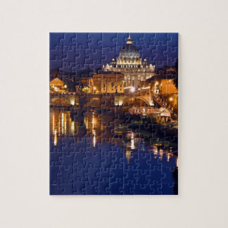 St.- Peter-Kirche in Rom Puzzle