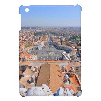 St- Peterquadrat in Vatikan, Rom, Italien iPad Mini Hülle