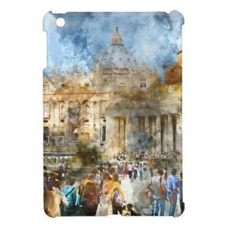 St- Petersbasilika Vatikan in Rom Italien iPad Mini Hülle