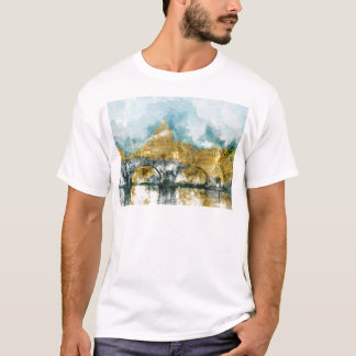 St- Petersbasilika Vatikan in Rom Italien T-Shirt
