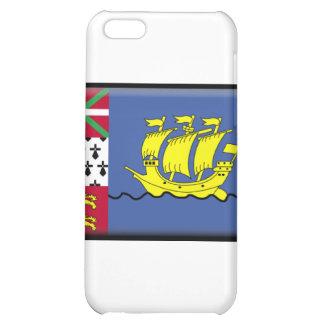 St. Pierre und Miquelon iPad 4 Fall iPhone 5C Cover