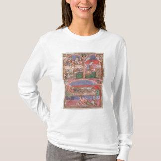 St. Radegund am Tisch von Clothar I T-Shirt