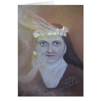 St. Therese Karte