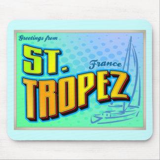 ST TROPEZ MOUSEPADS