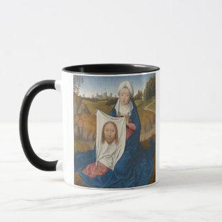 St.-Veronica, c.1470-1475 (Öl auf Platte) Tasse