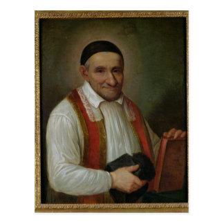 St. Vincent de Paul 1649 Postkarte