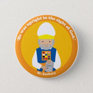 St. Zachary Runder Button 5,1 Cm