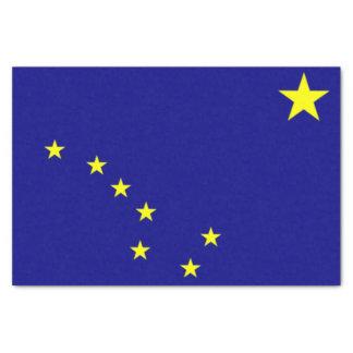 Staat des Alaska-Geschenk-Seidenpapiers Seidenpapier