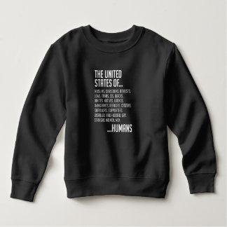 Staat-Kleinkind-Dunkelheits-Sweatshirt Sweatshirt