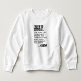 Staat-Kleinkind-Sweatshirt Sweatshirt