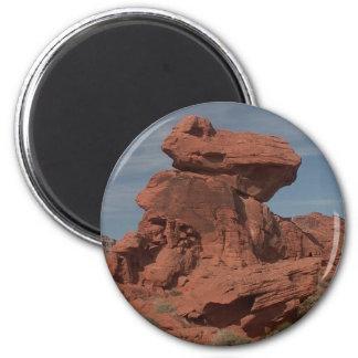Staat parkt Magneten Runder Magnet 5,1 Cm