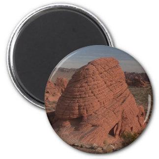 Staat parkt Magneten Runder Magnet 5,7 Cm