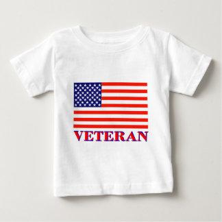 Staat-Veteran Baby T-shirt