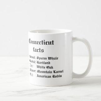 Staat von Connceticut Kaffeetasse