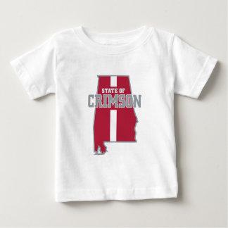 Staat von Hochrot Baby T-shirt