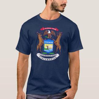 Staat von Michigan T-Shirt
