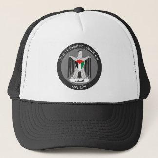 Staat von Palästina Truckerkappe