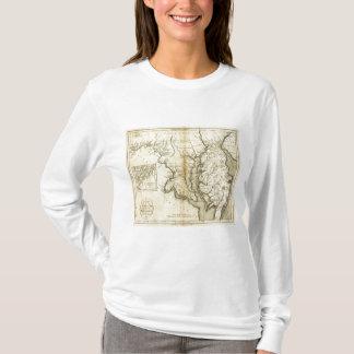 Staaten von Maryland und von Delaware T-Shirt