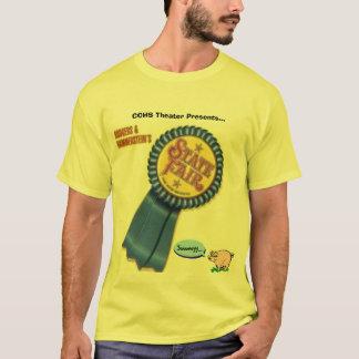 Staats-angemessenes T-Shirt---Gruben-Schluss T-Shirt