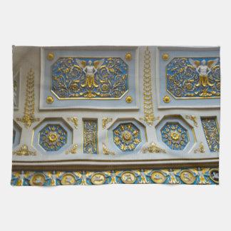 Staats-Einsiedlerei-Museum St Petersburg Russland Geschirrtuch