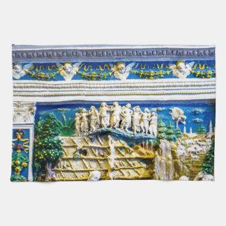 Staats-Einsiedlerei-Museum St Petersburg Russland Handtuch