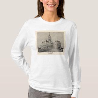 Staats-Hauptstadt, Hartford T-Shirt