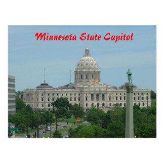Staats-Hauptstadt Postkarte