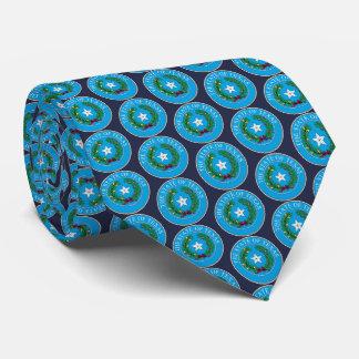 Staats-Siegel von Texas Krawatte