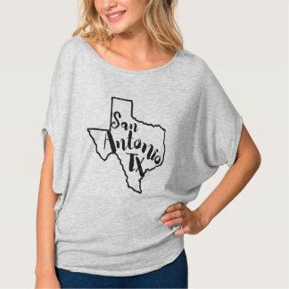 Staats-T - Shirt San Antonio Texas