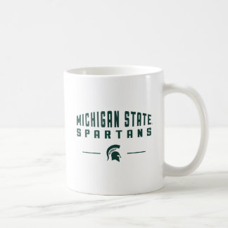 Staats-Universität MSU Wimpel-| Michigan Kaffeetasse