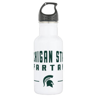 Staats-Universität MSU Wimpel-| Michigan Trinkflasche