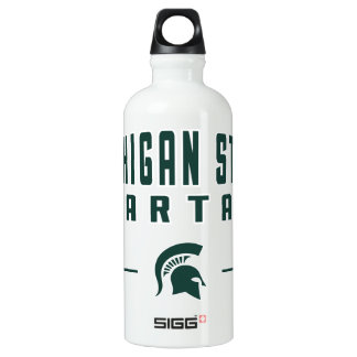 Staats-Universität MSU Wimpel-| Michigan Wasserflasche
