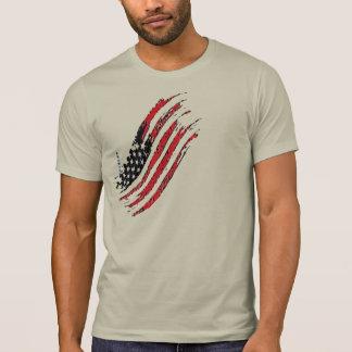 Staatsangehöriger Amerikas entwerfen große T-Shirt