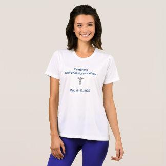 Staatsangehöriger pflegt Woche 2017 T-Shirt
