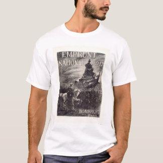 Staatsanleihe 1917 - Franzosen T-Shirt